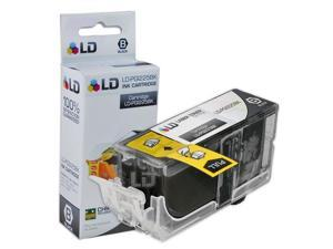 LD © Canon PGI-225BK Pigment Black Compatible Inkjet Cartridge W/ Chip for PIXMA iP4820, iP4920, iX6520, MG5120, MG5220, ...