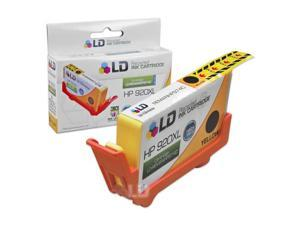 LD © Remanufactured Replacement for Hewlett Packard CD974AN 920XL / 920 High Yield Yellow Ink Cartridge for use in HP OfficeJet ...