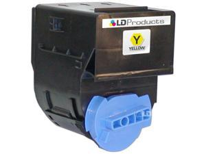 LD © Compatible Yellow Laser Toner Cartridge for Canon 0455B003AA (GPR23)