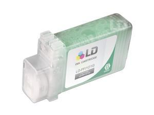LD © Compatible Replacement for Canon PFI-101G Green Inkjet Cartridge for use in Canon imagePROGRAF iPF5000, iPF5100, iPF6100 ...