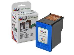 LD © Remanufactured Replacement Ink Cartridge for Hewlett Packard C8728AN (HP 28) Tri-Color