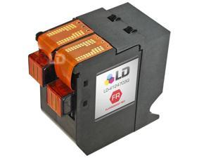 LD © Remanufactured Replacement for Hasler WJINK1 / 4124703Q Fluorescent Red Inkjet Cartridge for use in Hasler WJ135, WJ150, ...