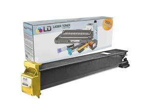 LD © Compatible Replacement for Konica-Minolta A0D7232 (TN213Y) Yellow Laser Toner Cartridge for use in Konica-Minolta Bizhub ...