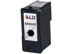 LD © Remanufactured M4640 / 310-5368 (Series 5) High Yield Black Ink Cartridge for Dell Photo All-in-One