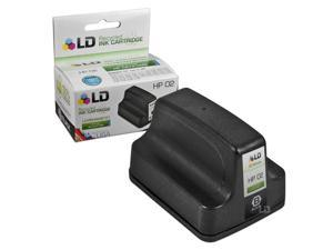 LD © Remanufactured Replacement Ink Cartridge for Hewlett Packard C8721WN HP 02 Black