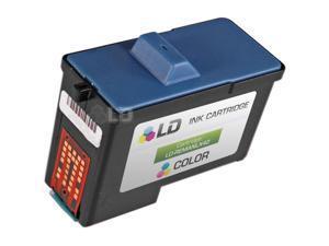 LD © Lexmark Remanufactured 18L0042 (#83) Color Ink Cartridge