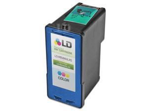 LD © Lexmark Remanufactured 18C1960 (#5) Color Ink Cartridge