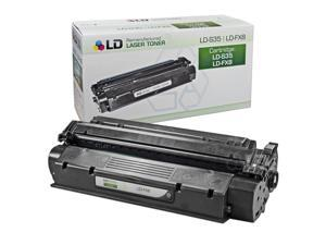 LD © Remanufactured Black Laser Toner Cartridge for Canon 8955A001AA (FX8)