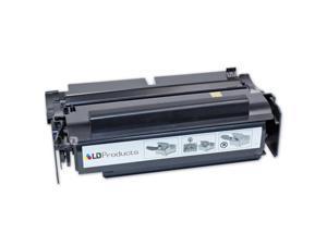 LD © Remanufactured Black Laser Toner Cartridge for Lexmark 53P7706 (IBM InfoPrint 1222 Series Printers)