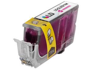 LD © Compatible Replacement for Canon CLI221 (2948B001) Magenta Inkjet Cartridge for use in Canon PIXMA MP620, iP3600, MP640, ...