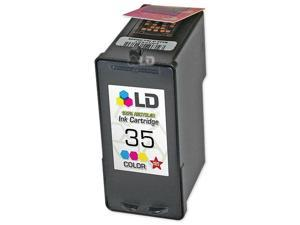 LD © Lexmark Remanufactured 18C0035 (#35) High Yield Color Ink Cartridge