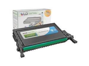 LD © Refurbished Toner to replace Dell 330-3792 High Yield Cyan Toner Cartridge for the 2145cn Printer