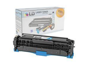 LD © Compatible Canon 118 / 2661B001AA Cyan Toner Cartridge for ImageClass LBP7200Cdn, LBP7660Cdn, MF8350Cdn, MF8380Cdw, ...