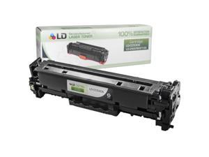 LD © Remanufactured Replacement Laser Toner Cartridge for Hewlett Packard CC530A (HP 304A) Black for use in the LaserJet ...
