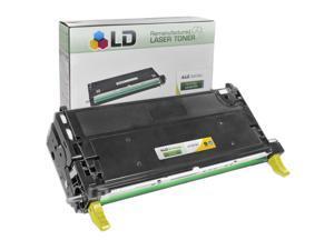 LD © Refurbished Toner to replace Dell 3110cn / 3115cn XG724 High Yield Yellow Toner Cartridge