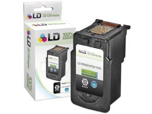 LD Canon PG-210XL / PG210 HY Black Remanufactured Inkjet Cartridge for the Pixma MX330, MX420, MX350, iP2700, MP250, MX360, ...