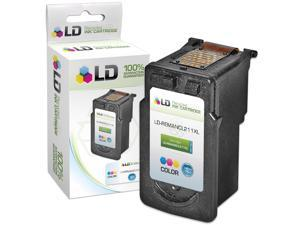 LD Canon CL211XL / CL211 HY Color Remanufactured Inkjet Cartridge for the Canon Pixma MX330, MX420, MX350, iP2700, MP250, ...