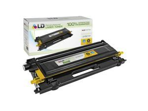 LD © Compatible Replacement for Brother TN315Y High Yield Yellow Laser Toner Cartridge for use in Brother HL-4150cdn, HL-4570cdw, ...