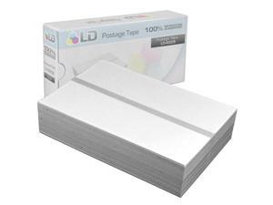 LD © Compatible Replacement for Pitney Bowes 620-9 (300 Tapes, 150 Per Box) Postage Tape Double Sheets for MailStation K700, ...