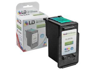 LD © Remanufactured for Canon CL-241XL / 5208B001 High Yield Color Inkjet Cartridge for use in Canon PIXMA Series