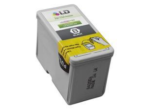 LD © Remanufactured Replacement for Epson S020189 (S189108) Black Ink Cartridge