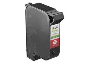 LD © Remanufactured Replacement Ink Cartridge for Hewlett Packard C6120A UV Fluorescent Red