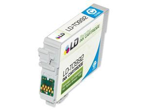 LD © Remanufactured Replacement for Epson T0992 Cyan Ink Cartridge Includes: 1 T099220 Cyan for use in Artisan 700, 710, ...