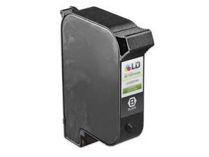 LD © Remanufactured Replacement Ink Cartridge for Hewlett Packard Q2344A (HP 1918) Fast-Dry Black