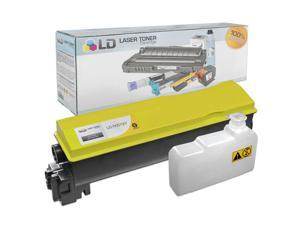 LD © Kyocera-Mita Compatible TK572Y Yellow Laser Toner Cartridge for use in FS-C5400DN, and P7035cdn Printers