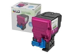 LD © Remanufactured High Yield Magenta Laser Toner Cartridge for Konica-Minolta A0X5330