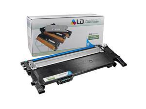 LD © Compatible Replacement for Samsung CLT-C406S Cyan Laser Toner Cartridge for use in Samsung CLP-365W, CLX-3305FW, Xpress ...