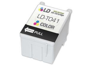 LD © Remanufactured Replacement for Epson T041020 Color Inkjet Cartridge for use in Epson Stylus C62, C62ux, and CX3200 Printers