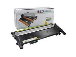 LD © Compatible Replacement for Samsung CLT-Y406S Yellow Laser Toner Cartridge for use in Samsung CLP-365W, CLX-3305FW, Xpress ...