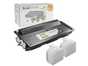 LD © Remanufactured Replacement for Kyocera Mita TK-477 Black Toner Cartridge for use in Kyocera Mita FS 6025, 6030, 6525 ...