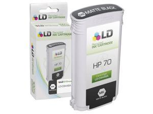 LD © Remanufactured Replacement Ink Cartridge for Hewlett Packard C9448A (HP 70) Matte Black