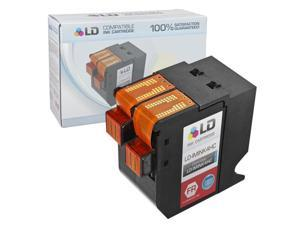 LD © Remanufactured Replacement for Hasler Fluorescent Red IMINK4HC (4145711Y) High Yield Inkjet Cartridge