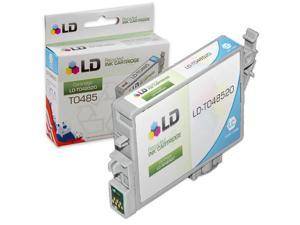 LD © Remanufactured Replacement for Epson T048520 (T0485) Light Cyan Inkjet Cartridge for use in Epson Stylus Photo R200, ...