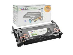 LD © Remanufactured Replacement for Hewlett Packard Q6470A (HP 501A) Black Toner Cartridge for use in HP Color LaserJet CP3505dn, ...