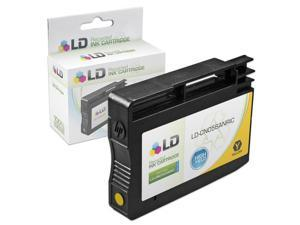 LD © Remanufactured Replacement Ink Cartridge for Hewlett Packard CN056AN 933XL / 933 High-Yield Yellow for use in OfficeJet ...