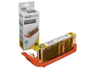 LD © Compatible Canon 6451B001 / CLI-251XL / CLI-251High Yield Yellow Ink Cartridge for PIXMA MX922,  MG5420,  MG6320,  MX722, ...