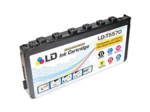 LD © Remanufactured Epson PictureMate Photo T5570 Inkjet Cartridge.