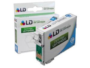 LD © Remanufactured Moderate Yield Cyan Ink for Epson 124 (T124220)