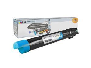 LD © Compatible Xerox 6R1398 / 006R01398 Cyan Laser Toner Cartridge for WorkCentre 7425, 7425, and 7435 Printer Series