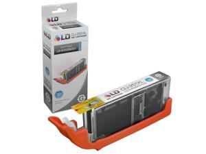 LD © Compatible Canon 6452B001 / CLI-251XL / CLI-251 High Yield Gray Ink Cartridge for PIXMA MX922, MG5420, MG6320, MX722, ...