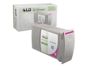 LD © Remanufactured Replacement Ink Cartridge for Hewlett Packard C5063A (HP 90) High-Yield Magenta