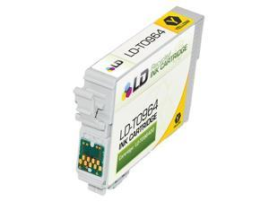 LD © Remanufactured Replacement for Epson T096420 (T0964) Yellow Ink Cartridge for Stylus Photo R2880