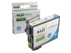 LD Remanufactured Epson T200XL220 / T200XL / T200  High Yield Cyan Inkjet Cartridge for use in Expression XP-200, XP-300, ...