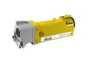 LD © Xerox Phaser 6125 / 6125N  Compatible 106R01333 Yellow Laser Toner Cartridge