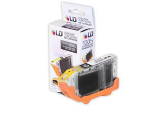LD © Compatible Replacement for Canon BCI3ePBK Photo Black Inkjet Cartridge for use in Canon BJC, FAX, i Series, Multipass, ...