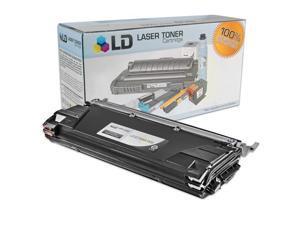 LD © Compatible Black Laser Toner Cartridge for Lexmark C734A1KG
